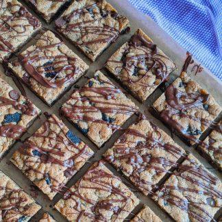 peanut butter cookies 'n' cream vegan