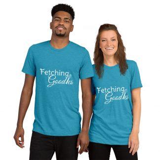 Super comfy Fetching Goodies Tshirt