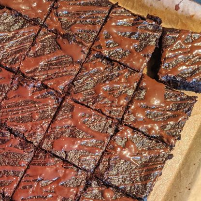 big beautiful brownies