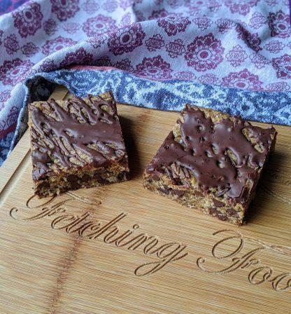 oatmeal cinnamon chocolate chip gluten-free vegan