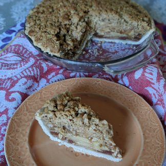 apple pie vegan gluten-free thanksgiving