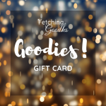Goodies Gift Card
