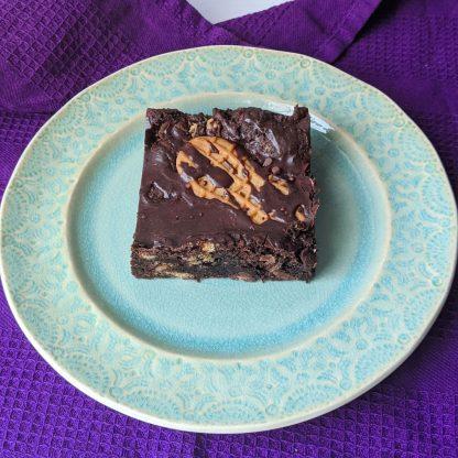 chocolate nutter butter cookies vegan